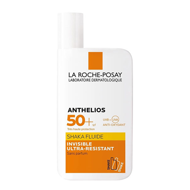 Kem Chống Nắng La Roche-Posay Anthelios Shaka Fluide SPF 50+ 50ml
