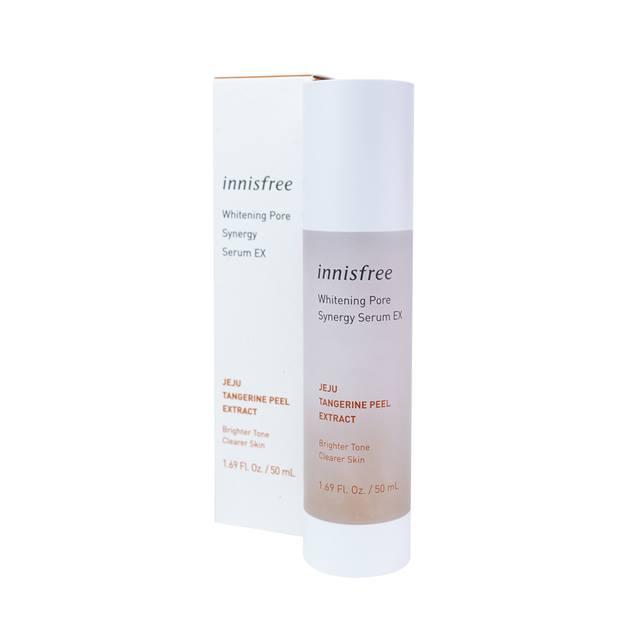 Tinh Chất Dưỡng Innisfree Whitening Pore Synergy Serum EX