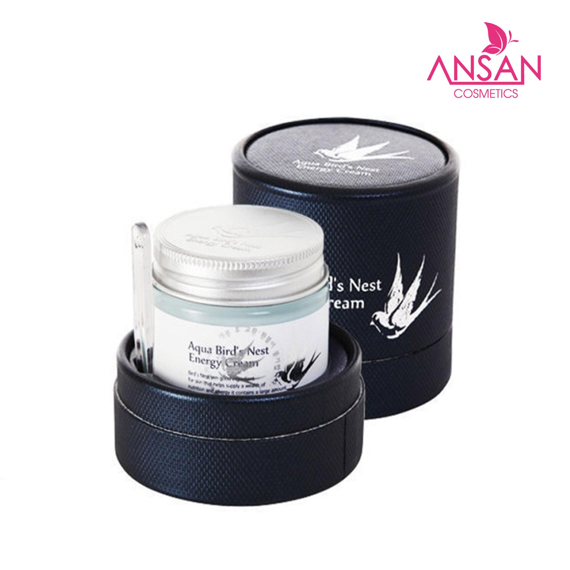 Kem dưỡng da Tổ Yến Aqua Bird's Nest Energry Cream