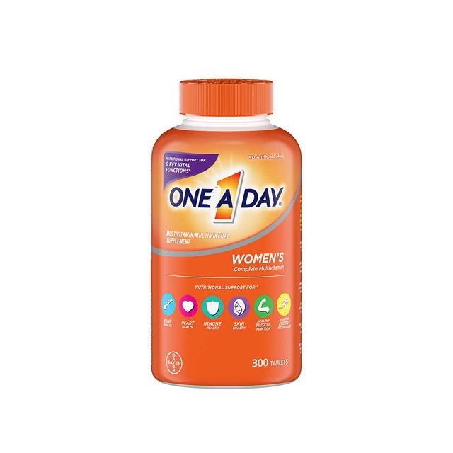 Viên uống Bổ Sung Vitamin Tổng Hợp One A Day Womens Health Formula
