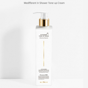 Sữa tắm truyền trắng Medifferent Whitening Diamond In Shower Tone Up Cream 300ml