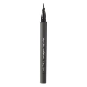 Bút kẻ viền mắt Powerproof Brush Liner Innisfree