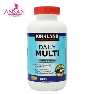 Viên Vitamin Tổng Hợp Daily Multi Kirkland (500 viên)