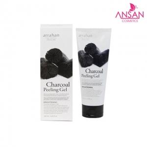 Tẩy da chết Arrahan than hoạt tính Arrahan Charcoal Peeling Gel