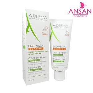 Dưỡng ẩm A-Derma Exomega Control vô trùng cho da viêm 200ml