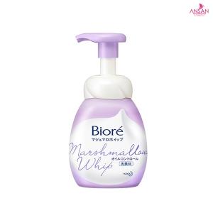 Bọt rửa mặt kiểm soát nhờn Bioré Marshmallow Whip