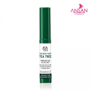 Gel Chấm Mụn The Body Shop Tea Tree Targeted Gel