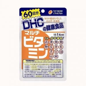 Viên Uống Bổ Sung Vitamin Tổng Hợp DHC