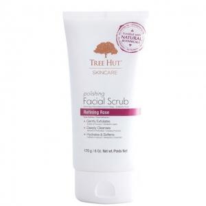 Tẩy Tế Bào Chết Tree Hut Skincare Polishing Facial Scrub Refining Rose