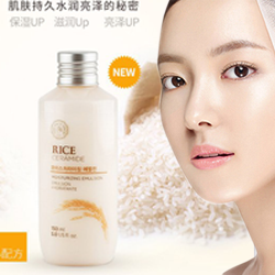Sữa dưỡng gạo Rice Ceramide Moisturizing Emulsion The Face Shop