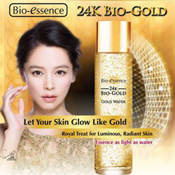 Serum BIO-ESSENCE 24K BIO-GOLD GOLD WATER