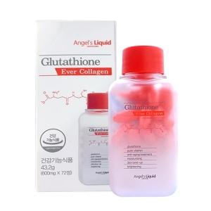 Viên Uống Trắng Da Angel's Liquid Glutathione Ever Collagen