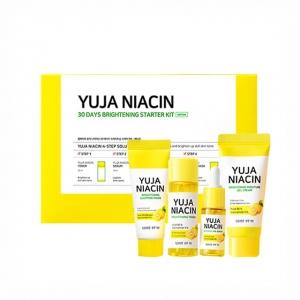Set dưỡng da 4 Món Some By Mi Yuja Niacin 30 Days Brightening Starter Kit