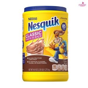 bột chocolate flavor nestle nesquik classic taste is back