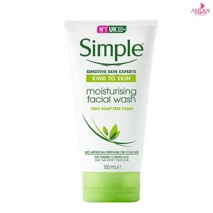 Simple To Skin Moisturising Facial Wash