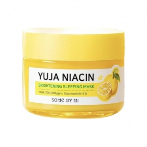 mặt nạ ngủ some by mi yuja niacin 30 days miracle brightening sleeping mask