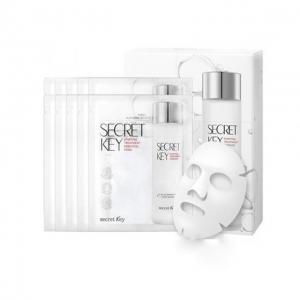 Mặt Nạ Dưỡng Trắng Da Chống Lão Hóa Cao Cấp Secret Key Starting Treatment Essential Mask