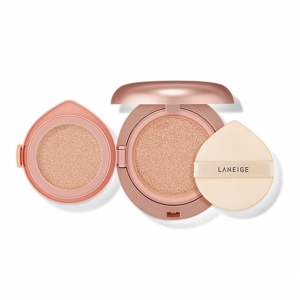 Phấn Nước Laneige Layering Cover Cushion & Concealing Base SPF34 PA++