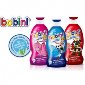 SỮA TẮM GỘI BOBINI 3 IN1