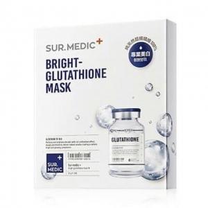 Mặt Nạ Làm Trắng Chuyên Sâu - Neogen Sur.Medic Bright Glutathione Mask 30g