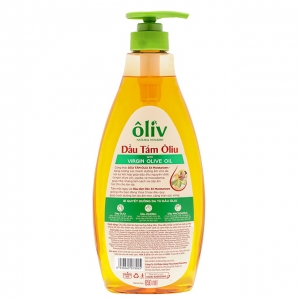 Dầu Tắm Ôliv Natural Nourish Virgin Olive Oi