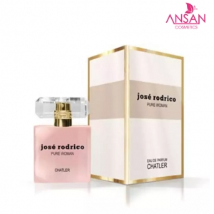 Nước hoa Jose Rodrico Pure Woman Chatler 50ml