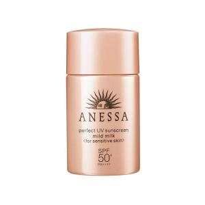 Kem Chống Nắng Anessa Perfect UV Sunscreen Mild Milk SPF 50+PA++++ 20ml
