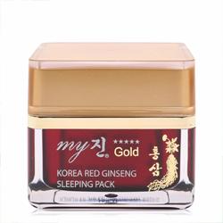 Mặt Nạ Ngủ Nhân Sâm Đỏ My Jin Gold Korea Red Ginseng Sleeping Pack