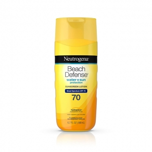 Kem Chống Nắng Đi Biển Neutrogena Beach Defense Water + Sun Protection Sunscreen Lotion SPF 70