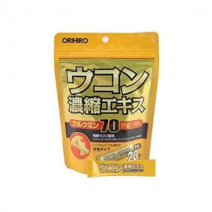 Bột Giải Rượu ORIHIRO Nhật Bản 20(gói)