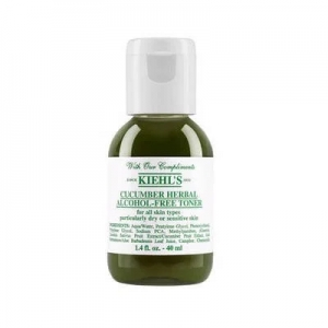 Nước Hoa Hồng Kiehl's Cucumber Herbal Alcohol-free Toner40ml