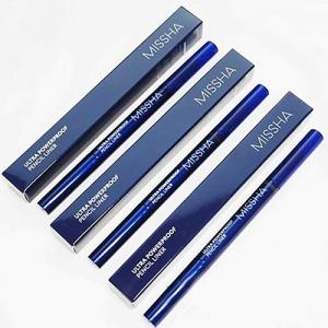 Chì Kẻ Mắt Chống Thấm Nước Missha Ultra Powerproof Pencil Liner