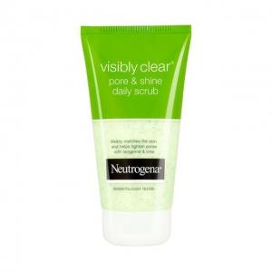 Sữa Rửa Mặt Neutrogena Visibly Clear Pore & Shine Daily Wash