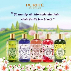 Gel tắm Purite by Provence Shower Gel