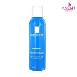 Xịt Khoáng La Roche-Posay Serozinc Zinc Sulfate Solution Spray Mist 150ml