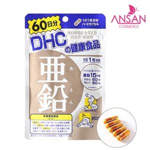 Viên uống bổ sung Kẽm DHC chống rụng tóc, đẹp da, ngăn ngừa mụn