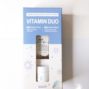 Set Klairs Vitamin Duo Trail Kit