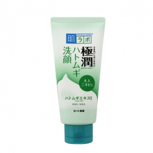 Sữa rửa mặt Hada Labo Gokujyun Face Wash