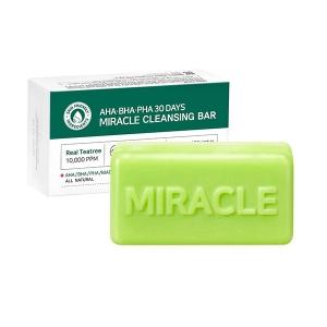 Xà Bông Trị Mụn Some By Me AHA- BHA-PHA 30 Days Miracle Cleansing Bar