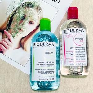 Tẩy trang Bioderma Créaline H2O