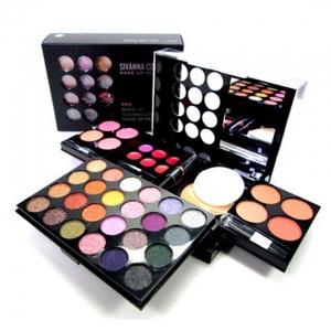 Bộ makeup SIVANNA Colors Pro Palatte 24 màu mắt