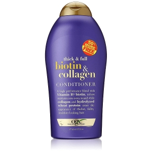 Dầu Gội OGX Thick & Full Biotin & Collagen Shampoo 577ml