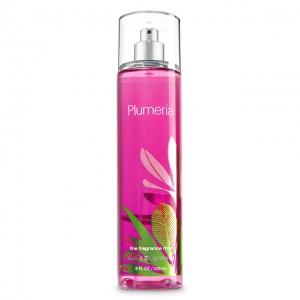 Xịt Thơm Toàn Thân Bath & Body Works Fine Fragrance Mist Plumeria