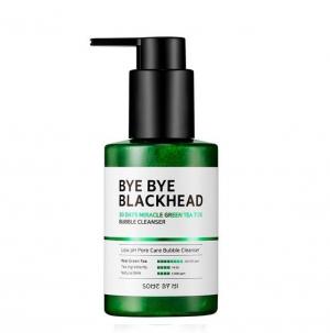 Sữa Rửa Mặt Sủi Bọt Bye Bye Blackhead 30 Days Miracle Green Tea Tox Bubble Cleanser