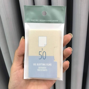 Giấy Thấm Dầu The Face Shop Daily Beauty Tools Oil BlottingFilms