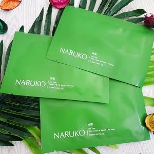 Mặt nạ đặc trị dành cho da mụn Naruko Tea Tree Shine Control & Blemish Clear Mask