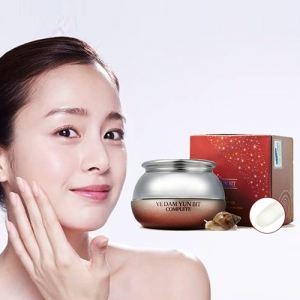 Kem dưỡng da tinh chất ốc sên Ye Dam Yun Bit Complete Snail Recover Woman Elasticity Cream