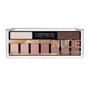 Bảng phấn mắt Catrice The Essential Nude Collection Eyeshadow