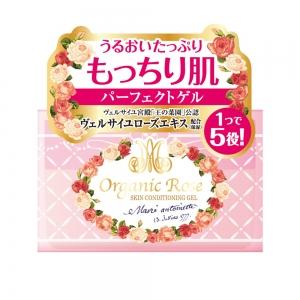Kem Se Khít Lỗ Chân Lông Organic Rose Meishoku Conditioning Gel