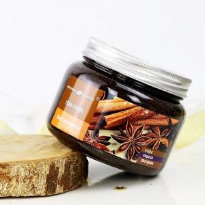 Tẩy Tế Bào Chết Toàn Thân Nga Hồi Quế Coffee Cinnamon Cloves
